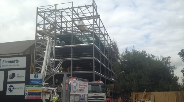 Construction of Appleton Point Student Accommodation On Schedule
