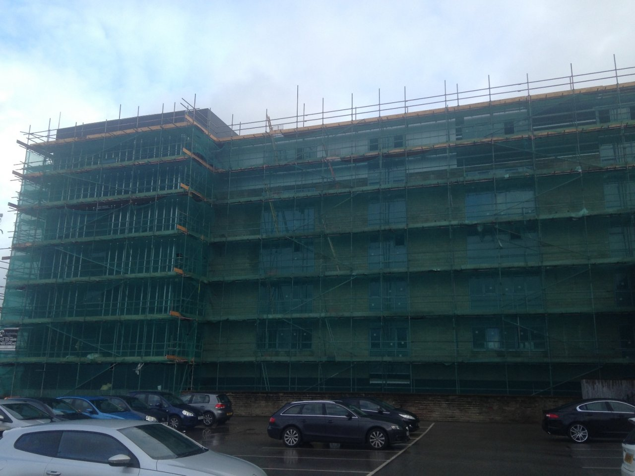 Appleton Point Student Accommodation Investment - Construction Update