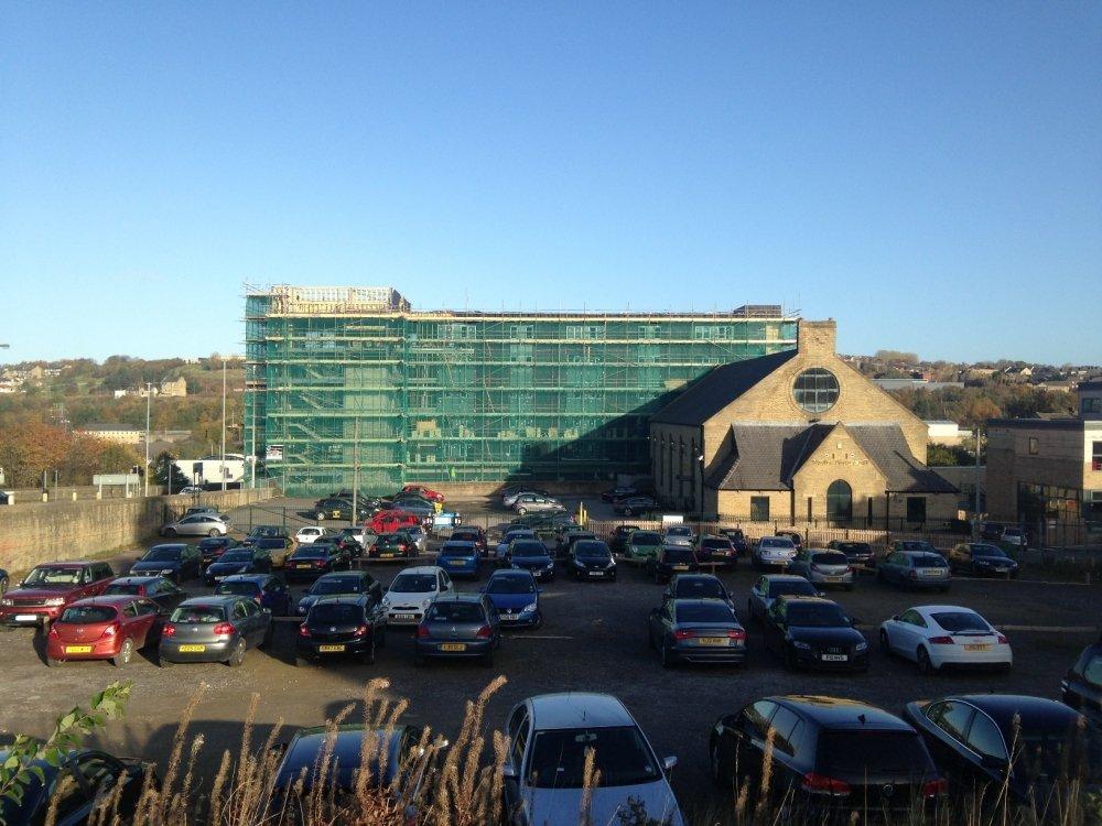 Appleton Point Student Property in Bradford - Construction Update