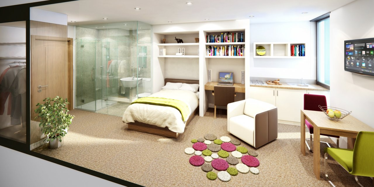 Appleton Point Student Accommodation Investment Bradford