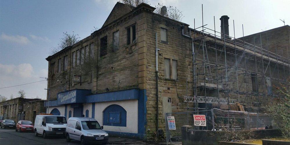 Holmes Street Construction Update