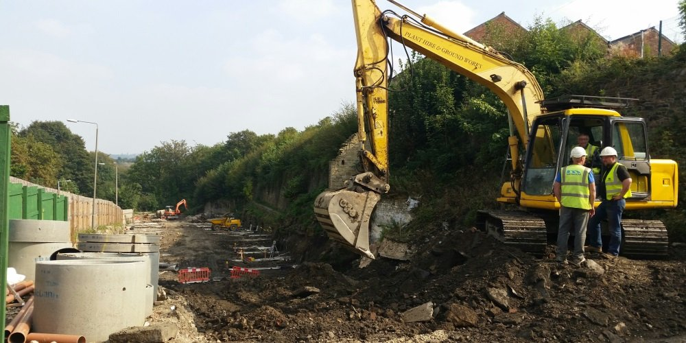 First Construction Update on Calderdale House Care Home