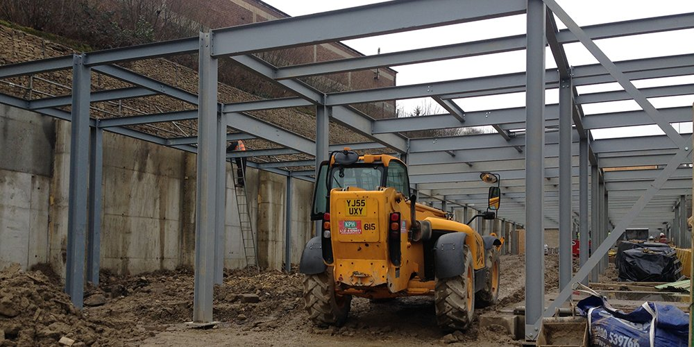 Limited Units Available as Calderdale House Construction Continues