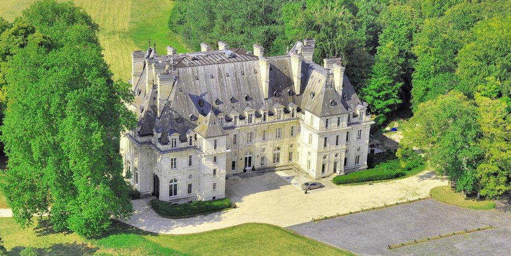 French Chateau, 50% Non-Status Finance, 10% Guaranteed Returns