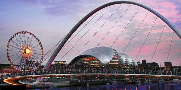 Investors Flock to 'Best Student City' Newcastle