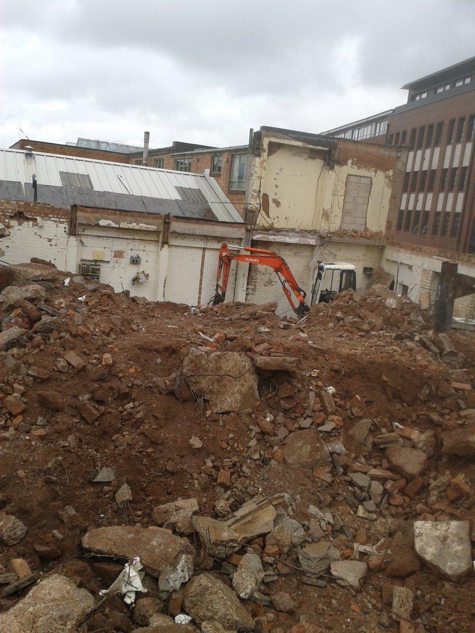 Construction Commences JQ Hotel Birmingham