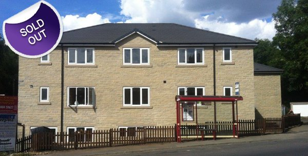 Lockwood Student Property Investment Huddersfield Nears Completion