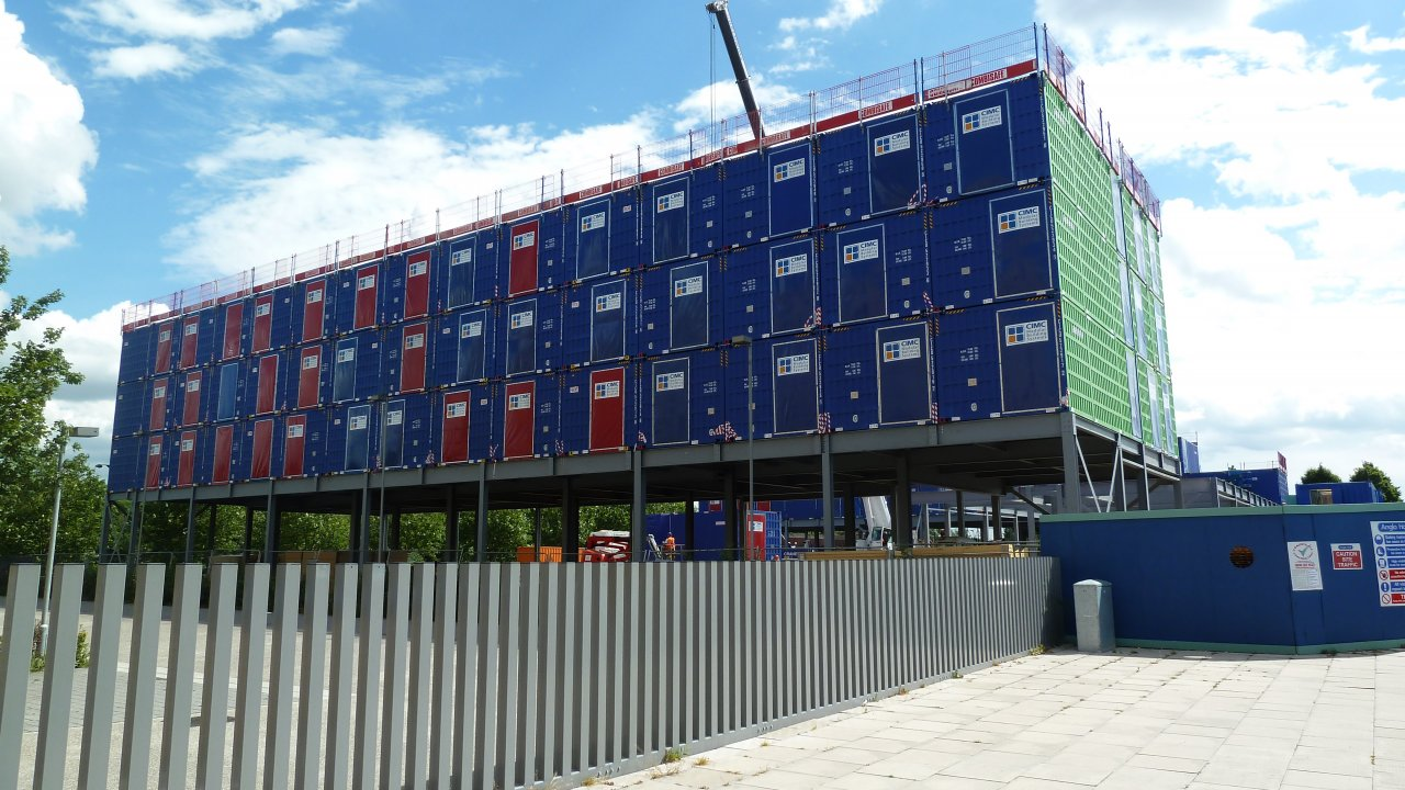Progress Towards 2015 Completion of the London ExCel Hotel