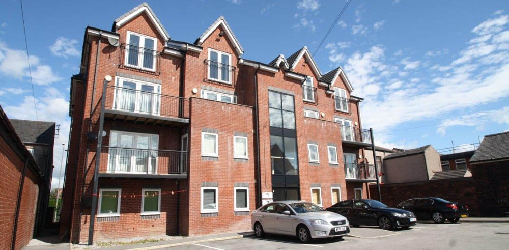 Manchester Residential Property Investment
