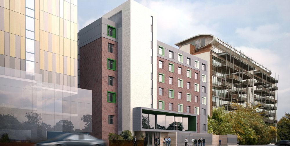 Old Trafford Ibis Styles Hotel Investment Manchester