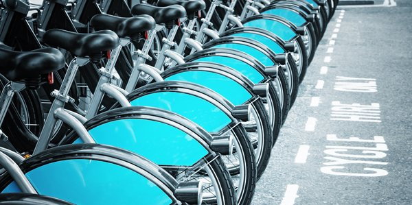London Student Investment Helps Boris's Bike Crusade