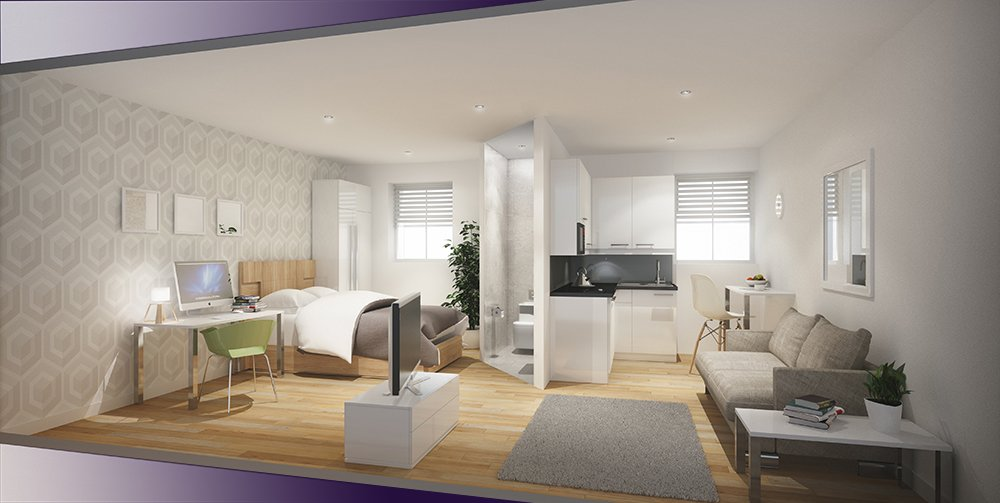 Investment Apartments Leeds UK