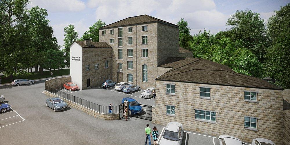 Design Haus 88 Leeds Apartments Investment