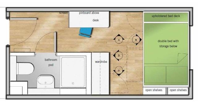Student Studio Apartments Newcastle