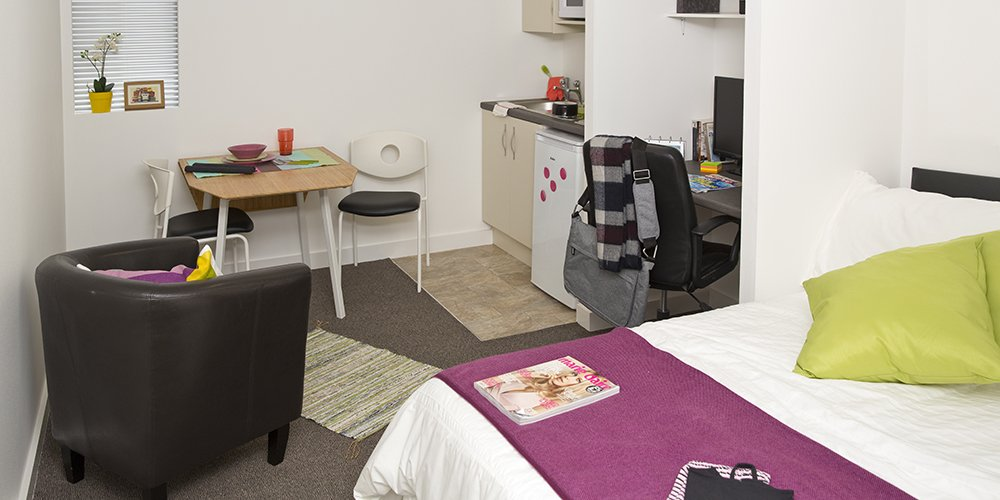 Student Accommodation Block Sale Investment