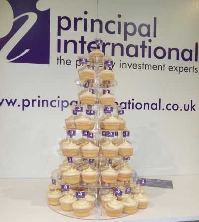Principal International Property Investor Show Autumn 2013 London ExCeL