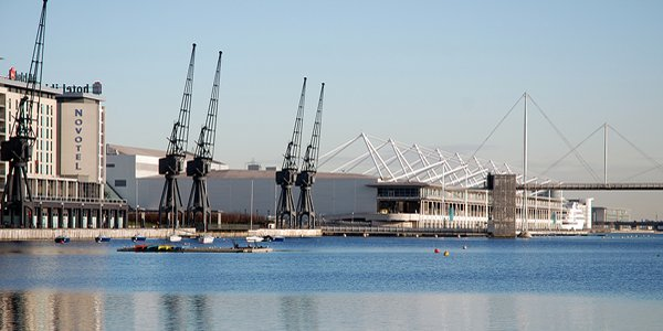 Cable Car Opens in Royal Docks