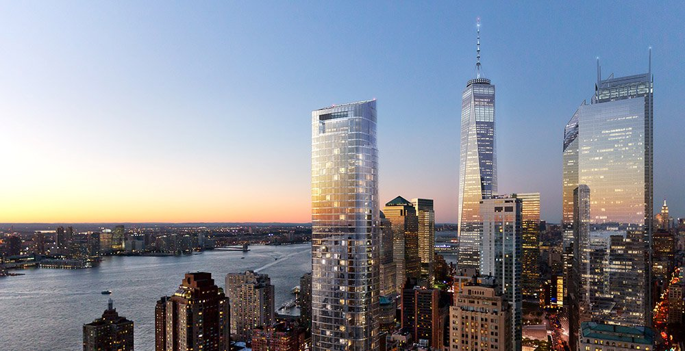 Downtown Manhattan Luxury Apartments
