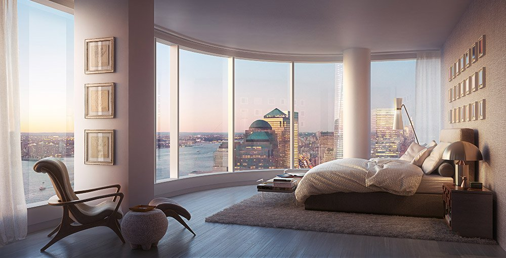 Luxury Residential Apartment Investment New York City. Residential Property  Investment Downtown Manhattan