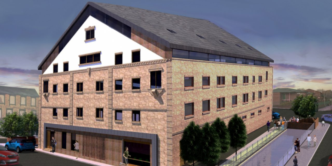 Holmes Street Burnley Fully Managed UK Student Property Investment
