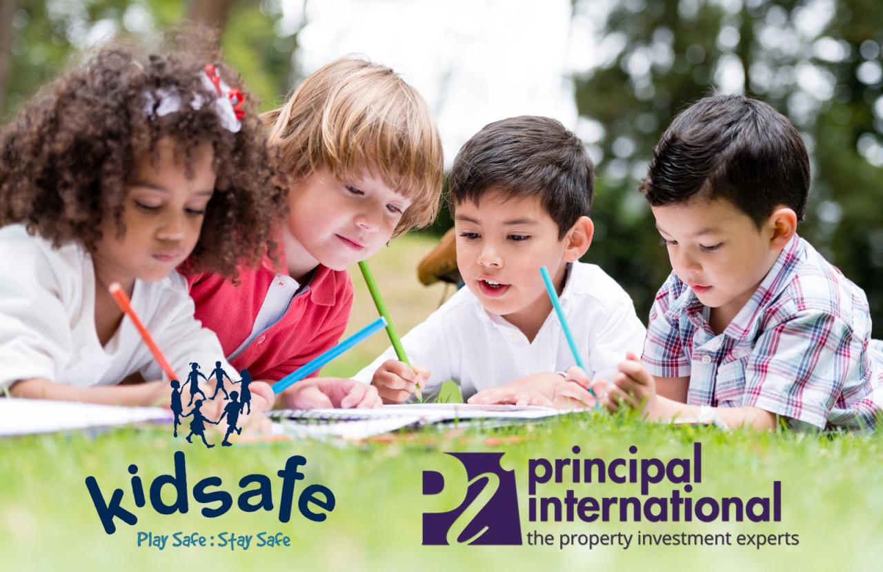 Principal International Kidsafe Initiative