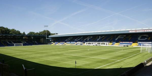 Bury FC Car Park Investment