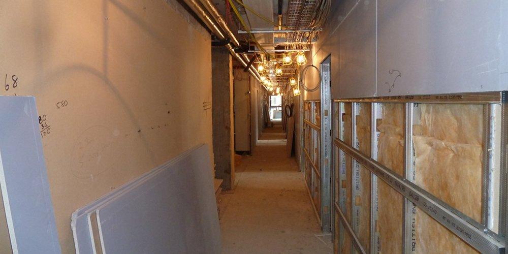 Studio 8 Bolton Construction Update