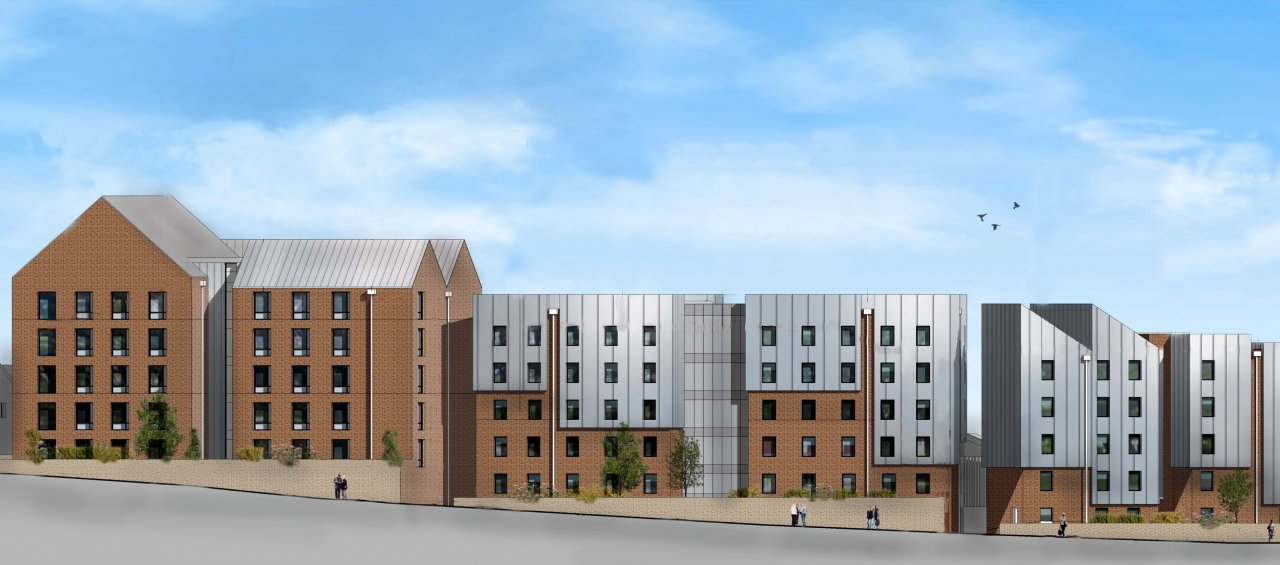 Student Accommodation Investment The Glassworks